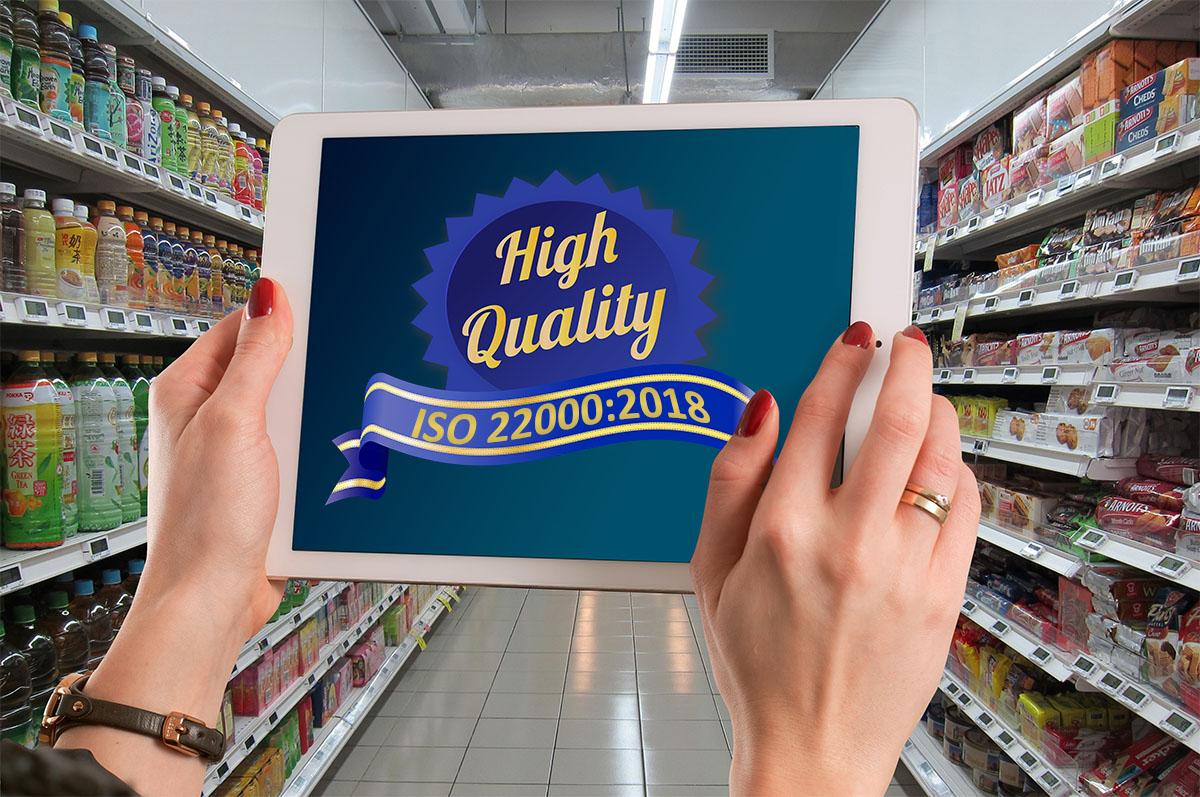 תקן בטיחות מזון 201822000 ISO שיאא מערכות ניהול