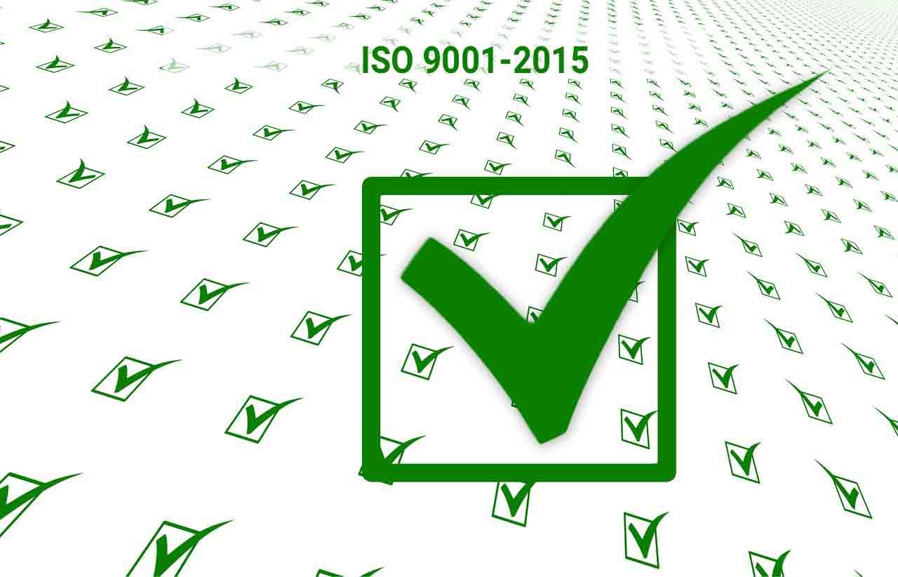 חידוש הסמכה לתקן ISO 9001-2015 למפעל בצפון